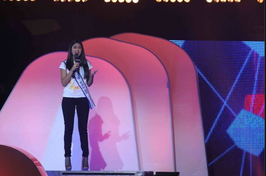 Miss Teen Canada, Megha Sandhu, 2012, We Day