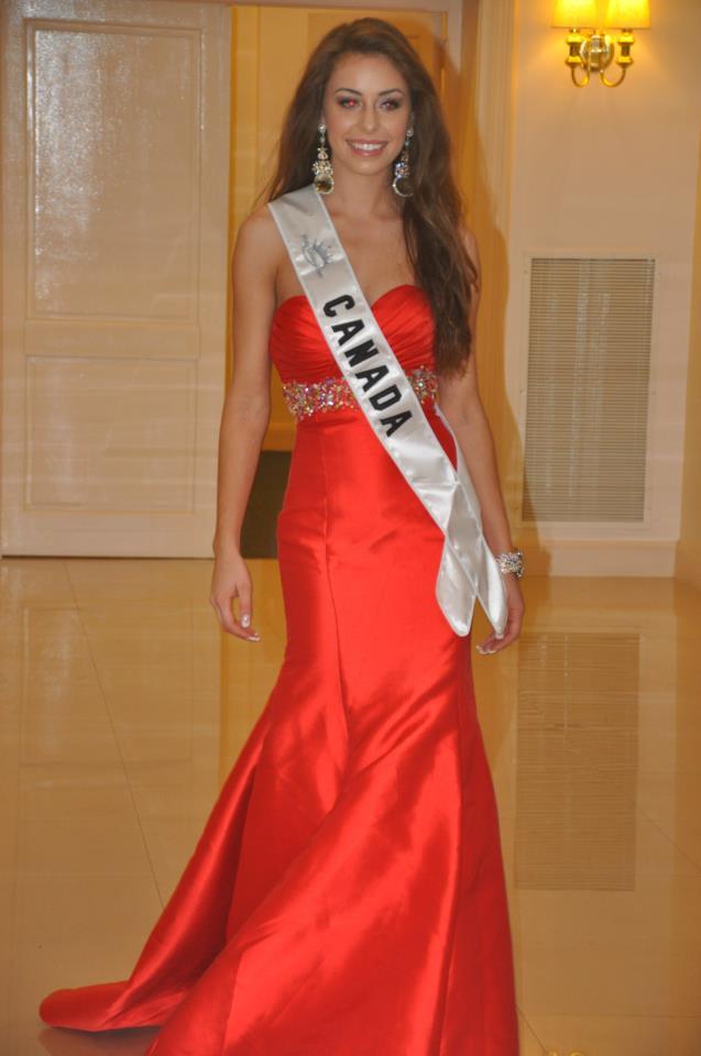MISS GLOBAL TEEN | Miss Teenage Canada