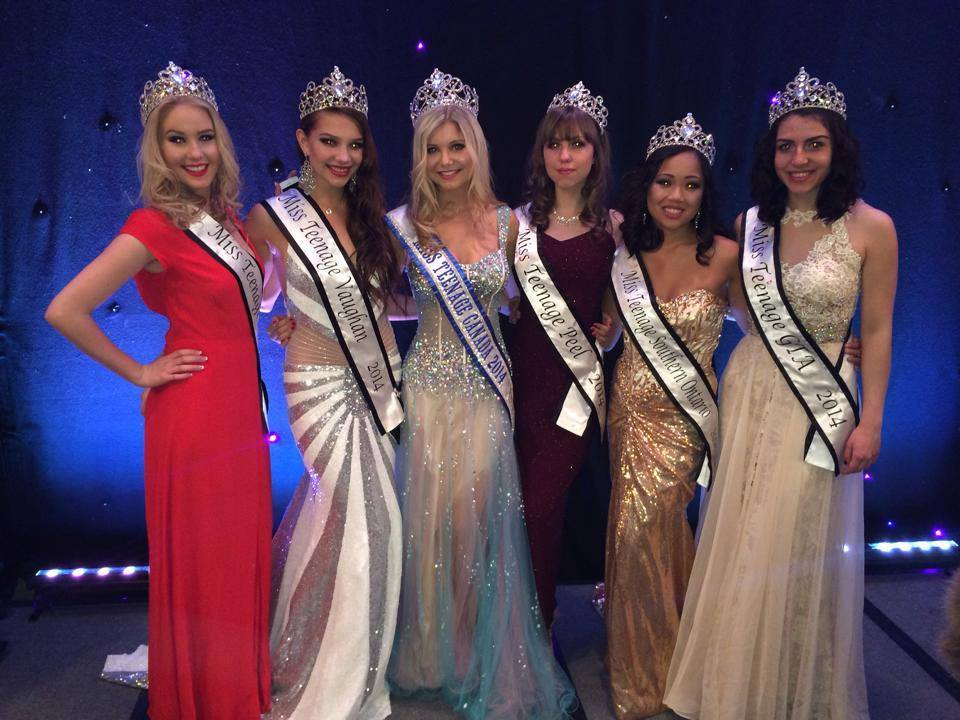 Provincial title holders from 2014