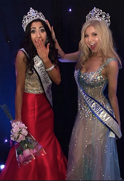 Miss Teenage Saskatchewan from Yorkton