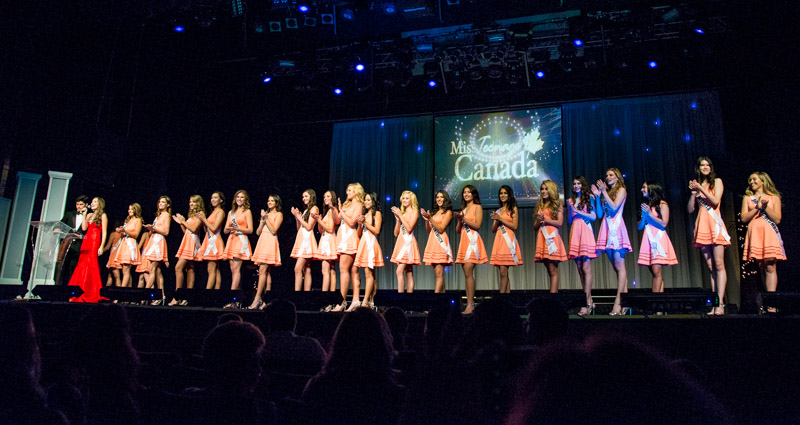 2016 Miss Teenage Canada