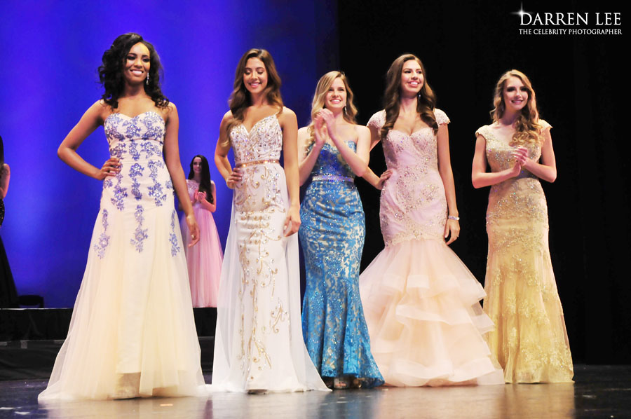 Top Five Finalists, Adanna Taylor, Miani Lauren, Sophia DeCarle, Emma Morrison and Grace Litinski