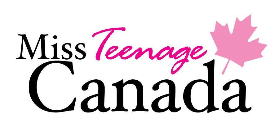 Miss Teenage Canada Logo