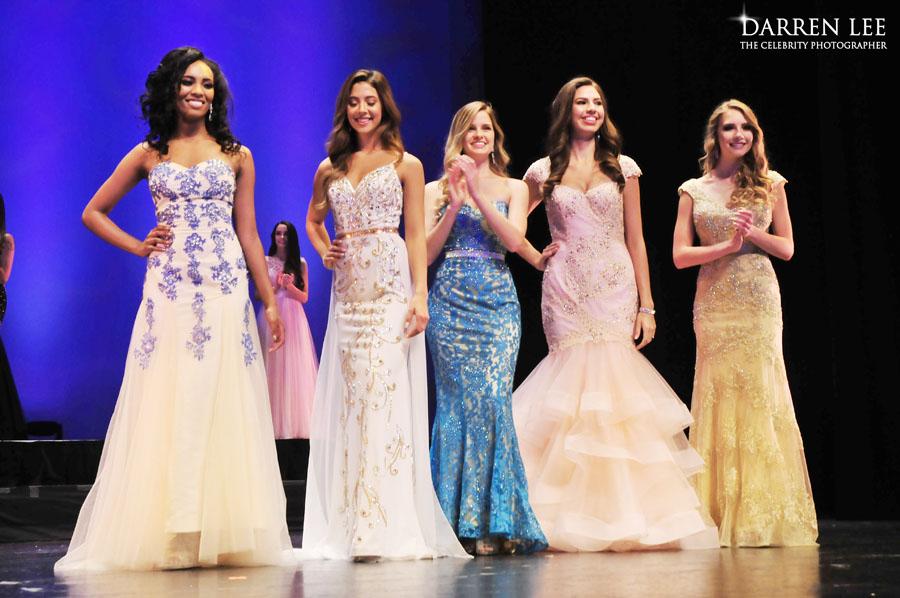 Top Five Finalists, Adanna Taylor, Miani Lauren, Sophia DeCarle, Emma Morrison and Grace Litinski
