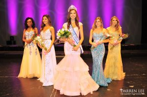 2017 search for miss teenage canada - top five finalists,