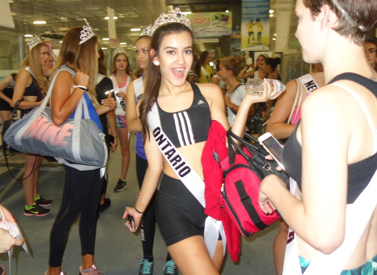 Miss Teenage Canada 2017 - more photos at GTA Sportsplex in Vaughan